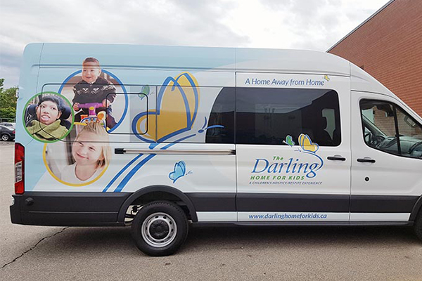 For Vehicle Wraps In Edmonton Contact 3Sixty Sign Solution